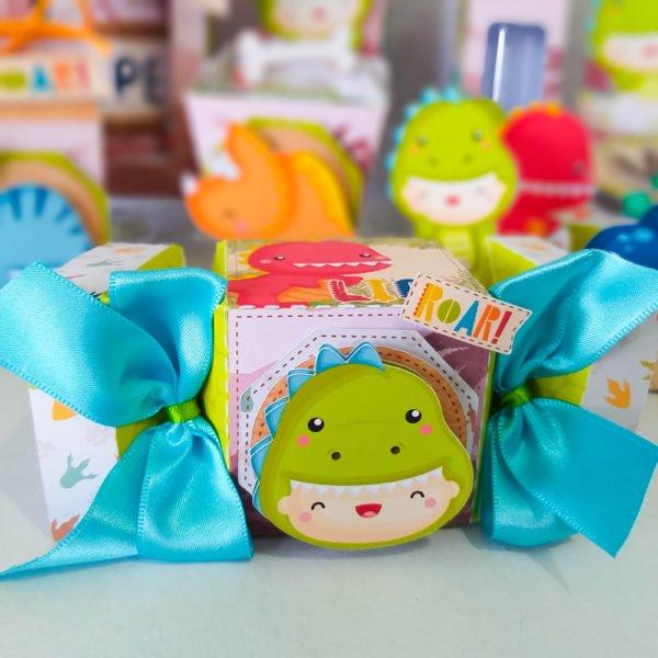 Kit Festa Infantil Dino Baby